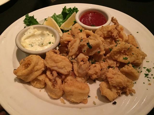 Calamari fritti - San Rafael Joe's