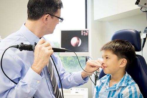 endoskopi untuk anak