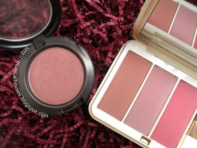 Pantone Marsala Blushes MAC Cosmetics Estee Lauder