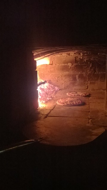 Wood Furnance Pizza