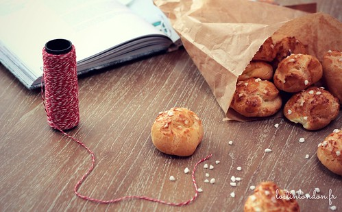 chouquettes patisseriemadesimple recette
