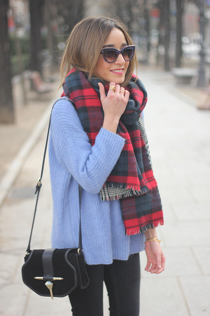 blue light sweater and tartan10