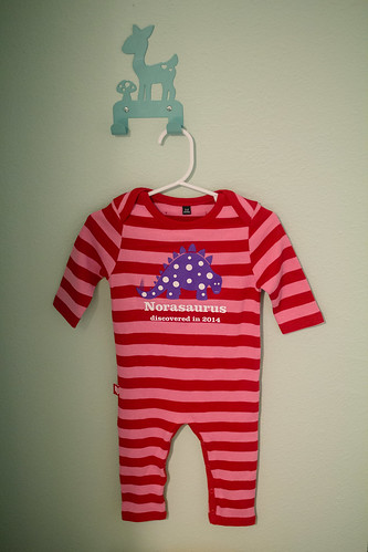 I can't WAIT 'til she fits into this!