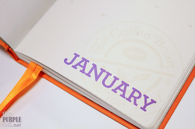 CBTL Giving Journal 2015 Monthly View