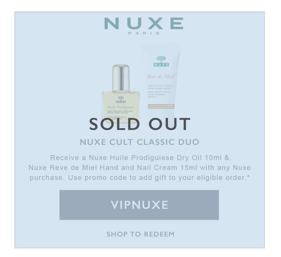 Nuxe-Sold-Out