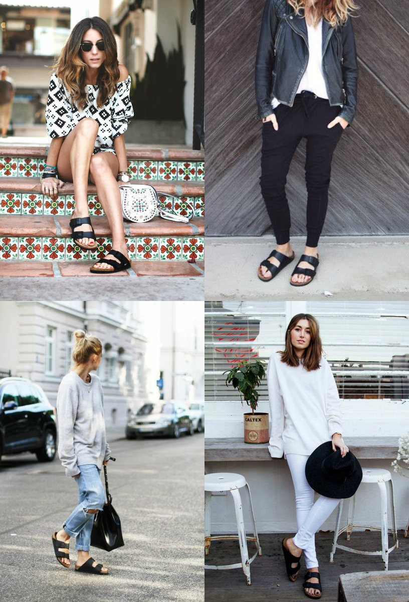 birkenstocks outfit ideas