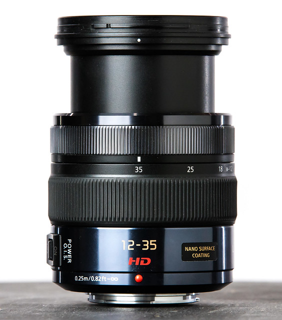 Panasonic 12-35mm Lens