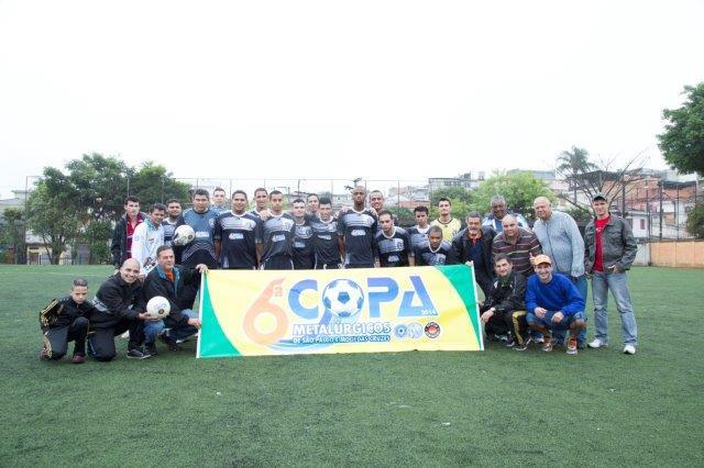 6ª Copa de Futebol de Campo dos Metalúrgicos (Times em Formação)