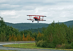 Pitts S-2A Special (N1PW) - On Finals