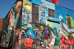 Bushwick Collective Troutman Street