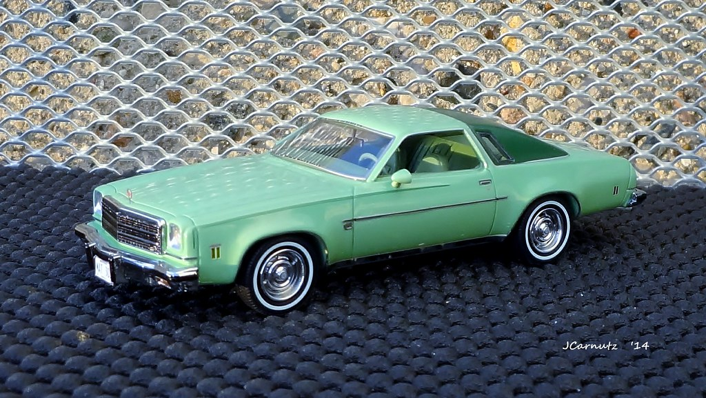 Diecast Car Forums Pics From My Collection 74 Malibu
