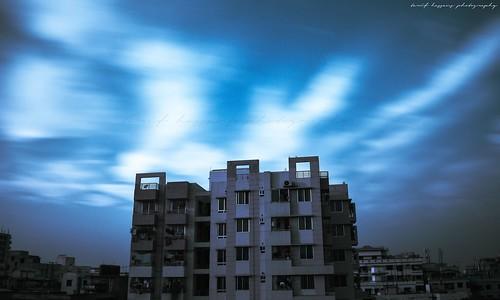 silky sky