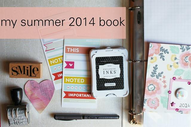 my summer 2014 book