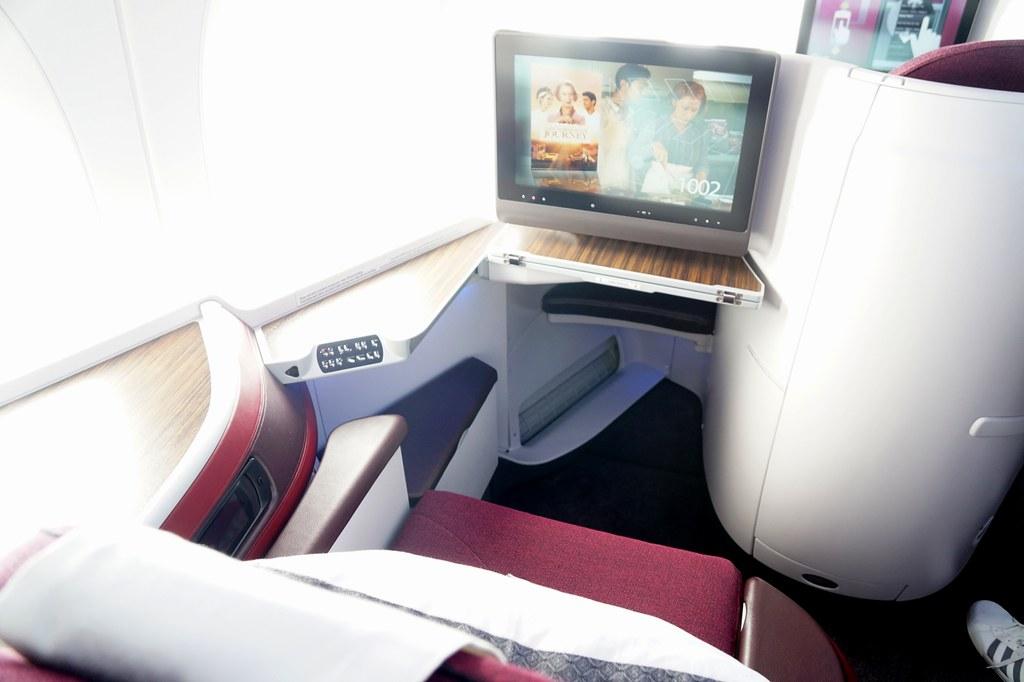 Qatar Airways  Launch of the Airbus A350XWB -008