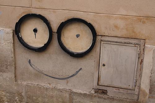 Souriez!