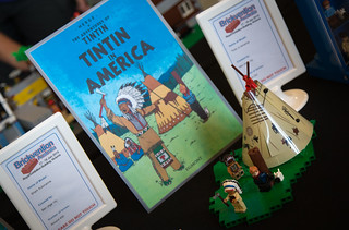 Brickvention 2015 - Tin Tin in America by Ben