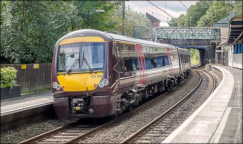 Class 170 - 170 108