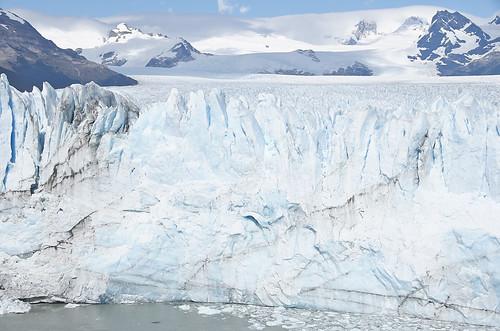【写真】世界一周 : ペリト・モレノ氷河