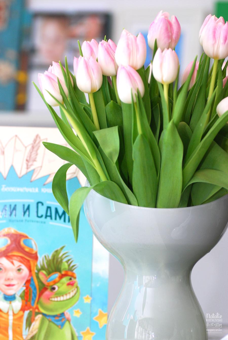 "My coloring children book ""Tami and Sami"""