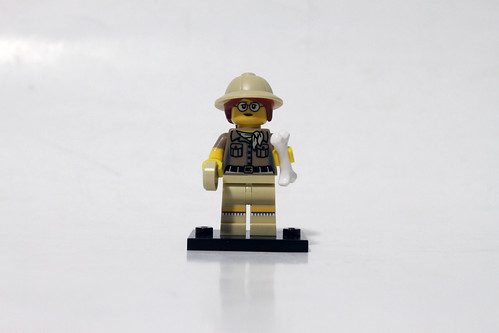 LEGO Collectible Minifigures Series 13 (71008) - Paleontolgist