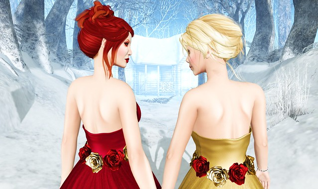 Red and Gold - the bonds of friendship