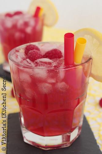 Cranberry- Zitronen Limonade, Viktoria's [Kitchen] Secrets