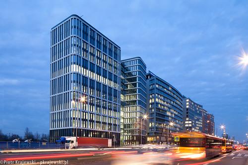 Nimbus Office Tower - Warsaw