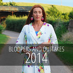Fashion blogger bloopers and outtakes