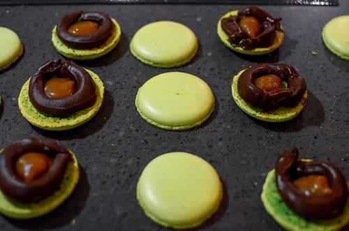 La Cuisine Macaron class
