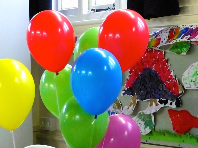 Balloon Time helium balloons