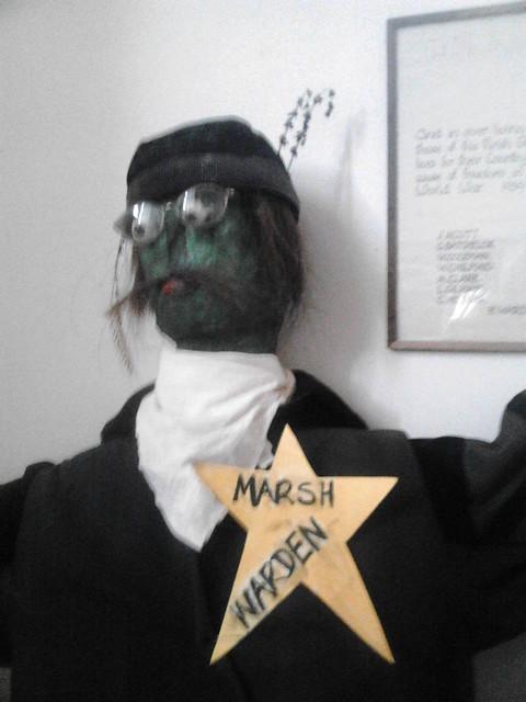 A Marsh Warden