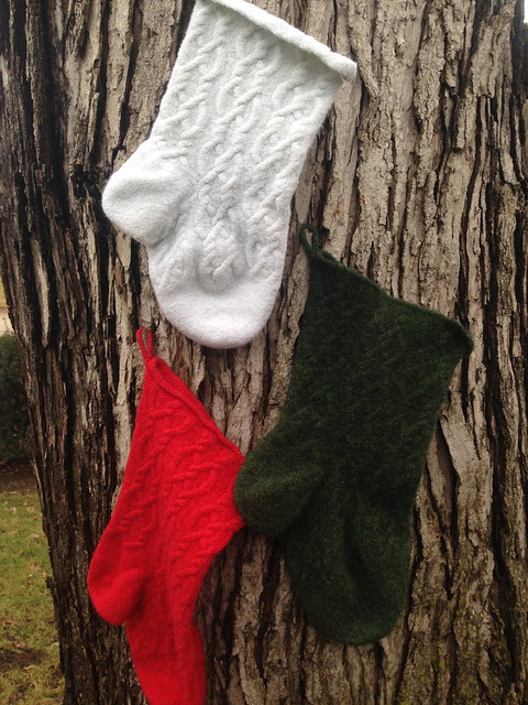 sibling stockings