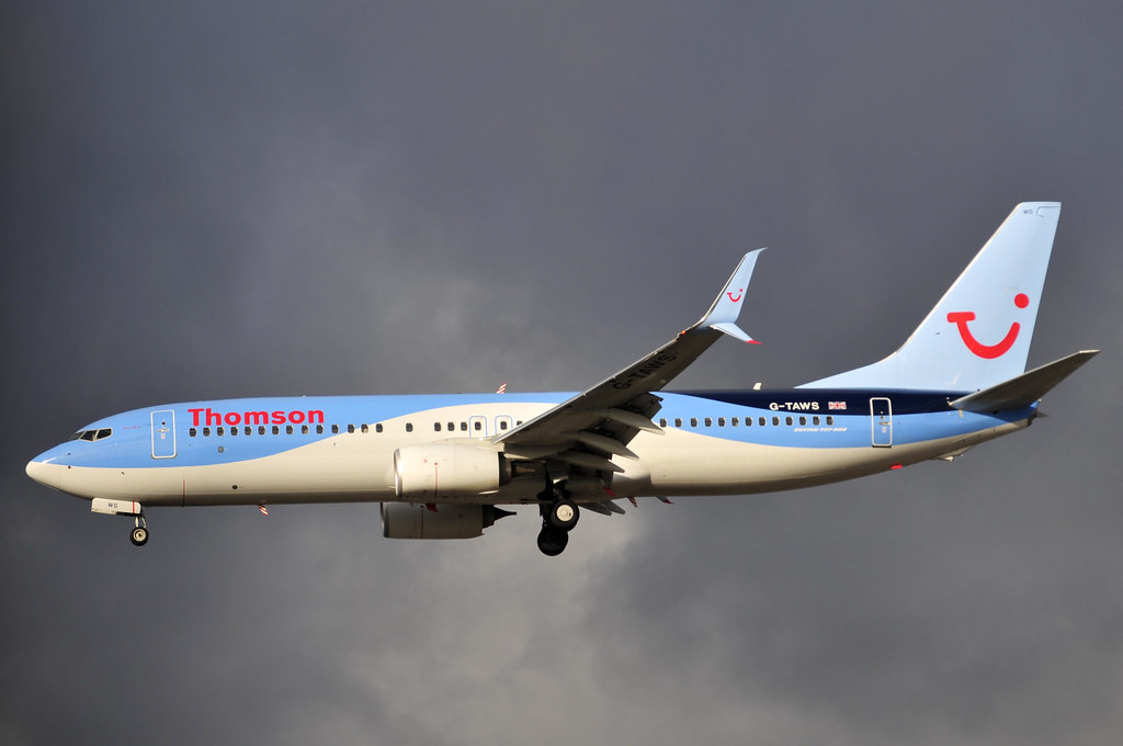 G-TAWS - B738 - TUI Airways