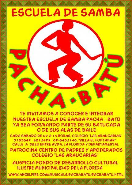 Escuela de Samba Pacha Batú