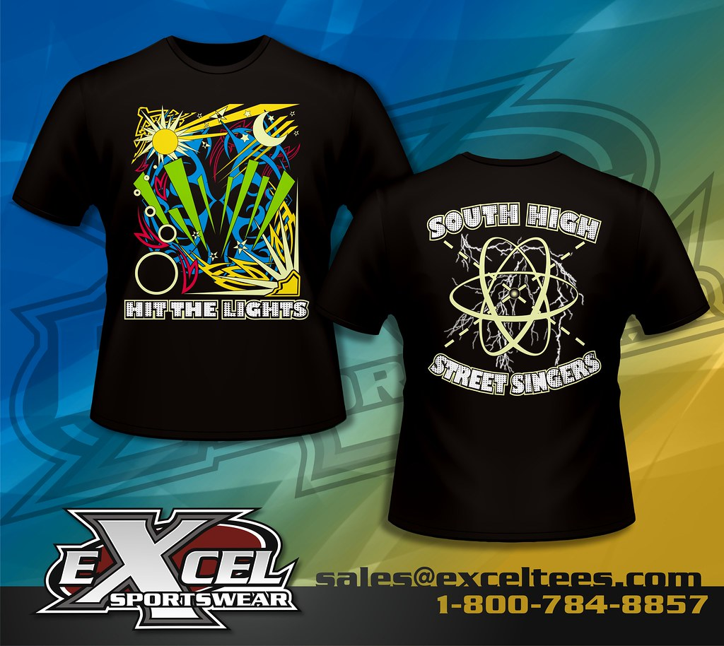 Excel Sportswear Musicals Band Trips Spring Sports