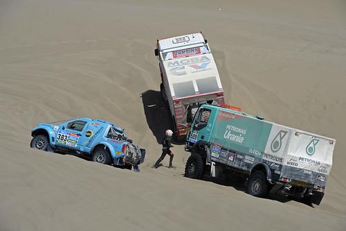 Spirit Driver Dakar