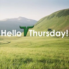 Only one more day until the weekend! Till then have a fantastic Thursday everyone!   #HappyThursday! #ValleyRanchIrvingTexas  #ValleyRanch