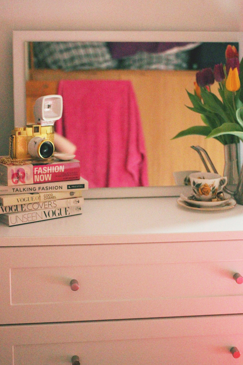 How to style a bedroom, Bumpkin Betty