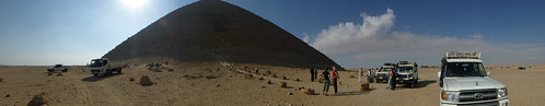 Panorama of the Red Pyramid