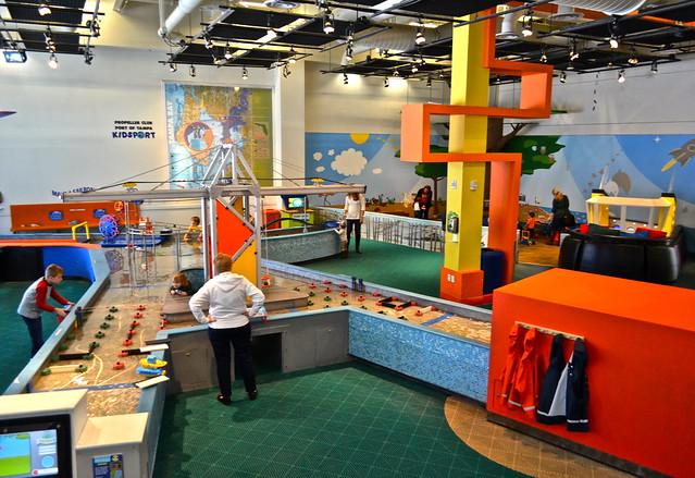 glazer children's museum - tampa, florida