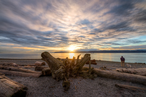 sunset beach nikon sunsetglow pacificnorthwest pugetsound nik washingtonstate pnw kingcounty bythesea d610 northwestwashington ryderphotographic howardryder