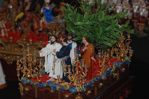 AionSur 16448070858_a903af1018_d La mayor exposición de pasos en miniatura llega a Arahal de la mano de Jesús Jara Cultura