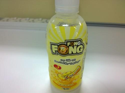 Fong Fong Soymilk 1
