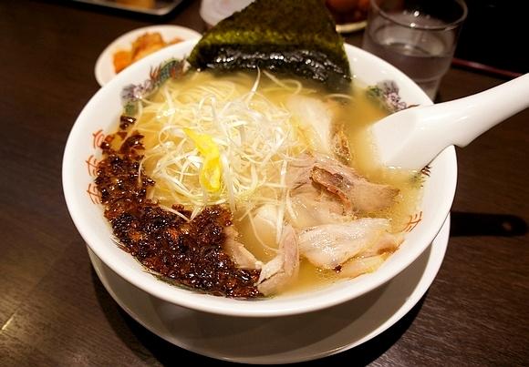 京都鴨川必吃下午茶拉麵06