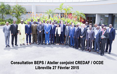 Consultation BEPS/Atelier conjoint CREDAF/OCDE