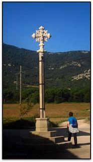 Creu de l'Ajuda, Balenyà