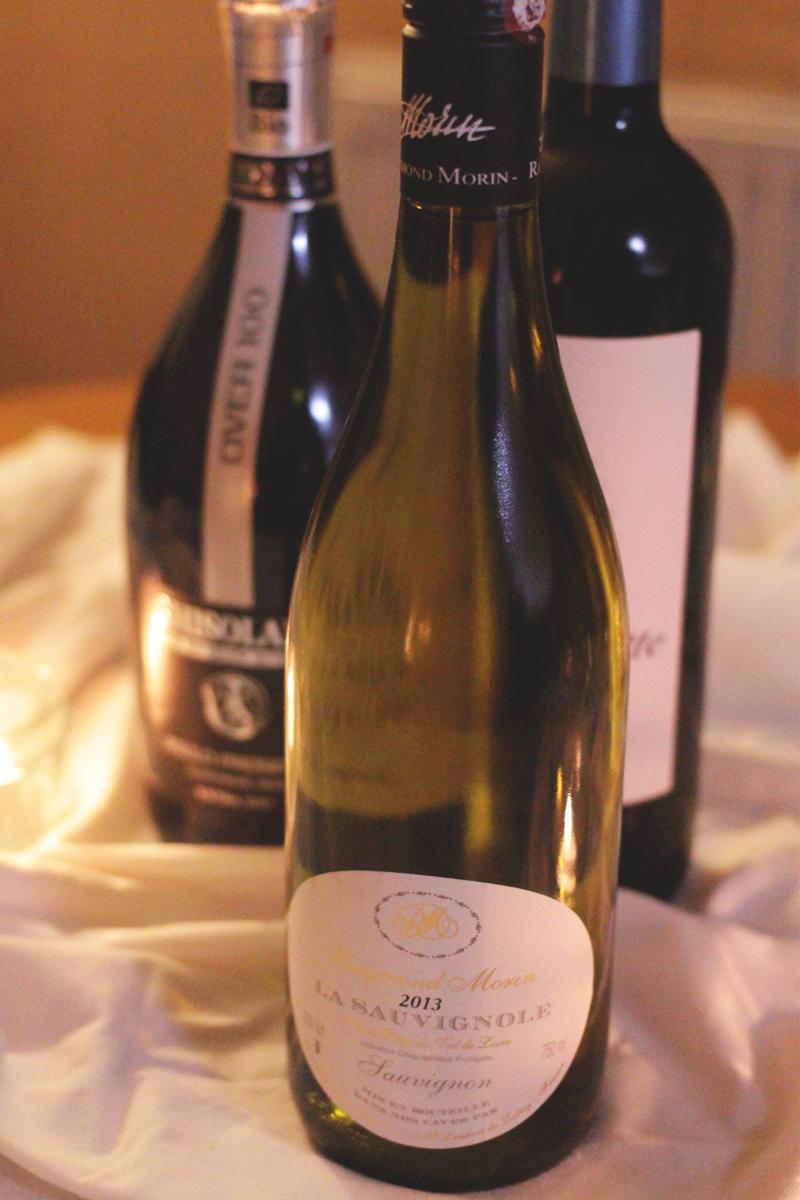 wedding white wine, Bumpkin betty