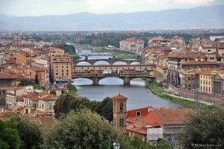 Bridges of Florence.