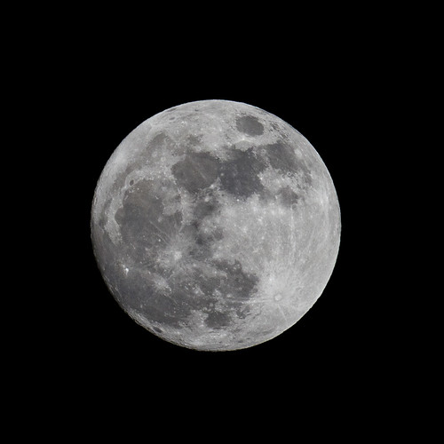 Moon 4th March 2015