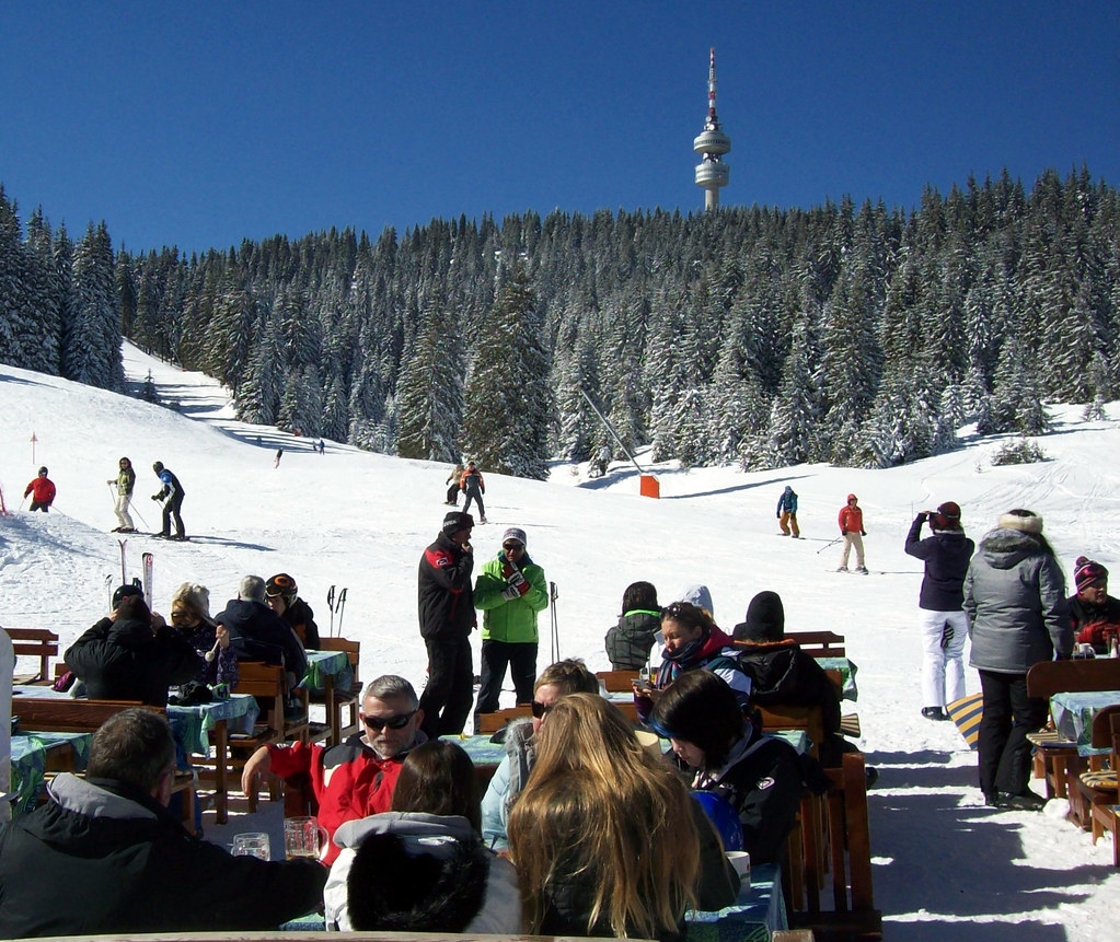 Pamporovo Offers Ideal Conditions For Skiing Or Vacation